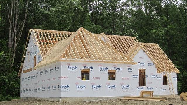 Ordinaire Maison En Construction