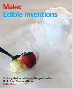 Edible Inventions:  cover