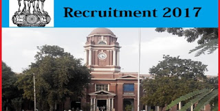 Judicial Department recruitment 2017 for the post of Non official marriage officer