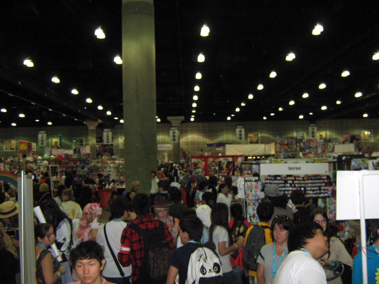 Anime Otaku Reviewers Anime Expo 2012 Updated