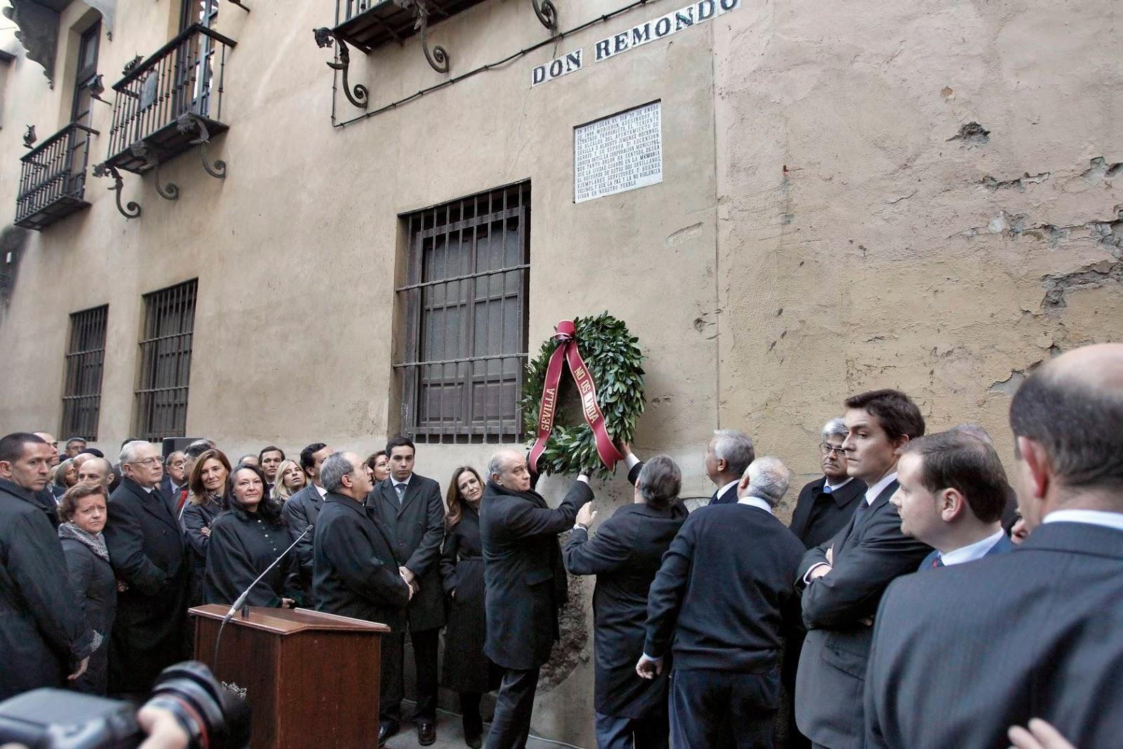 Gel n noticias el presidente del gobierno mariano rajoy for Gobierno de espana ministerio del interior
