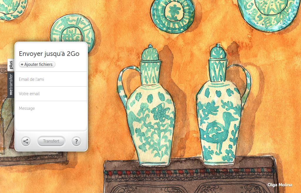 Comment envoyer de gros fichiers par internet gratuitement orange
