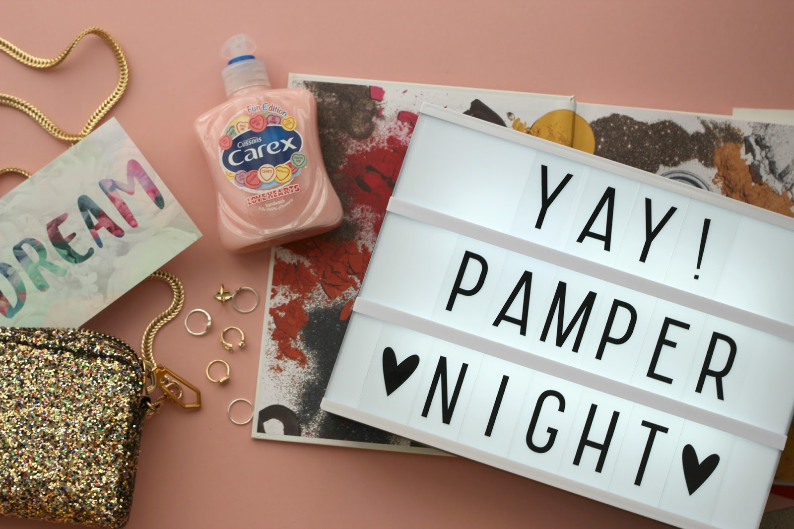 pamper-night