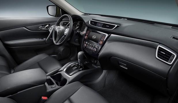 2018 Nissan Rogue Interior Redesign