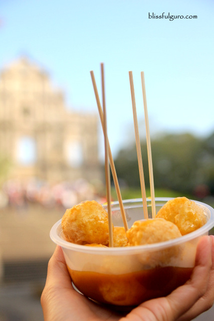 Macau Food Blog