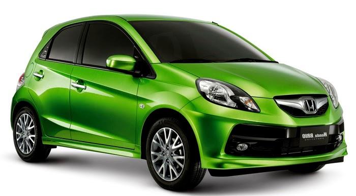 Harga Mobil Honda Brio Terbaru Spesifikasi dan Harganya