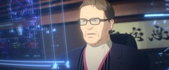Kenichirou Matsuda sebagai Shibuta
