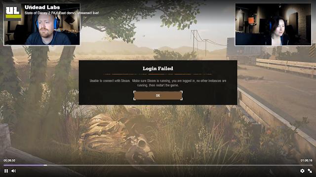 State of Decay 2 llegaría a Steam, ¿confirmación por error en directo?