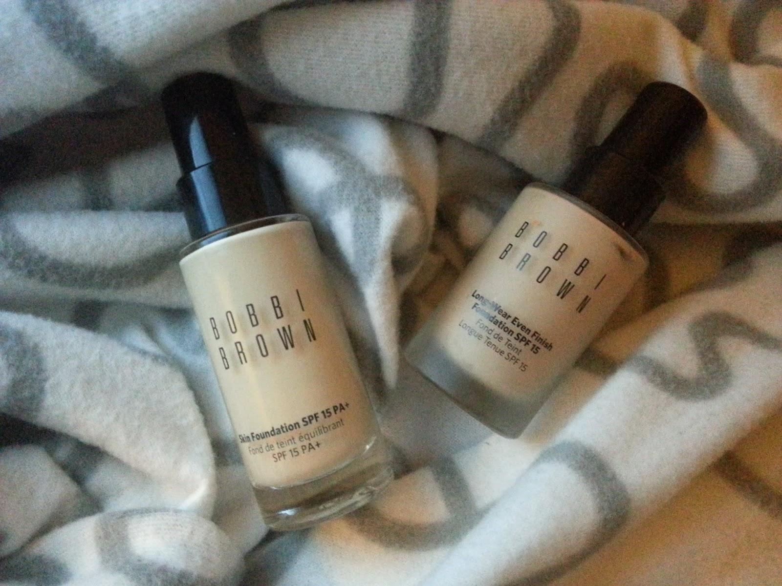 Bobbi Brown Skin Foundation VS Long-Wear Even Finish Foundation