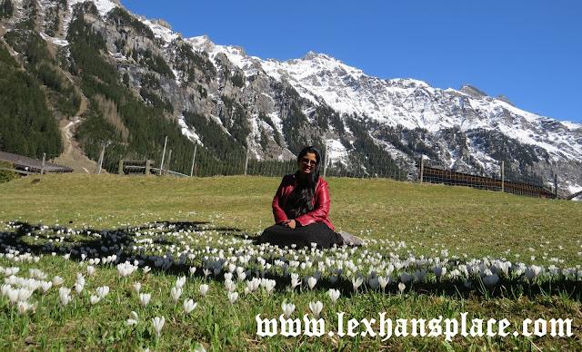 Rashmi: Location: Bernese Oberland, Switzerland for lexhansplace