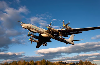 Pesawat Tu-142MZ