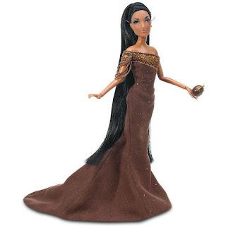vestido de princesa pocahontas