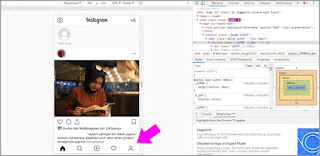 Cara Membuat Instagram Stories di PC / Laptop