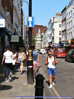 Charing Cross Street