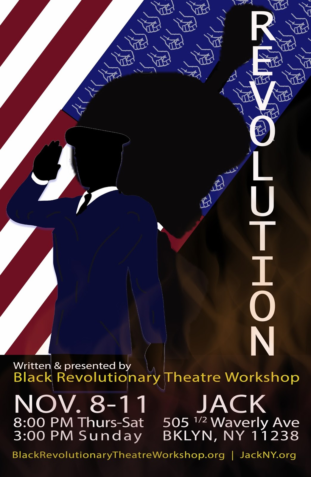 The Revolution Will Be Theatricalized An Interview With Black