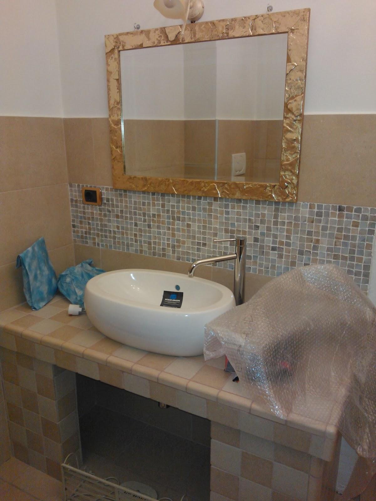 Immagini bagni in muratura - Bagno in muratura foto ...