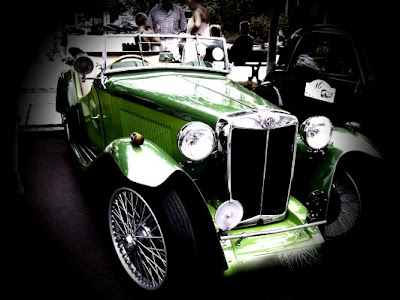 Blacharka starych aut