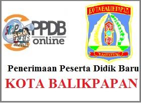 Pengumuman PPDB Online Kota BALIKPAPAN 2019/2020