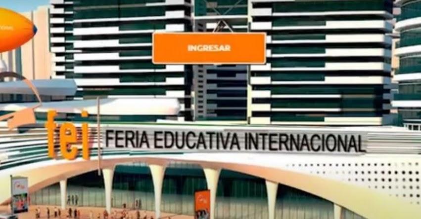 Escolares podrán acceder a feria virtual sobre oferta educativa de universidades