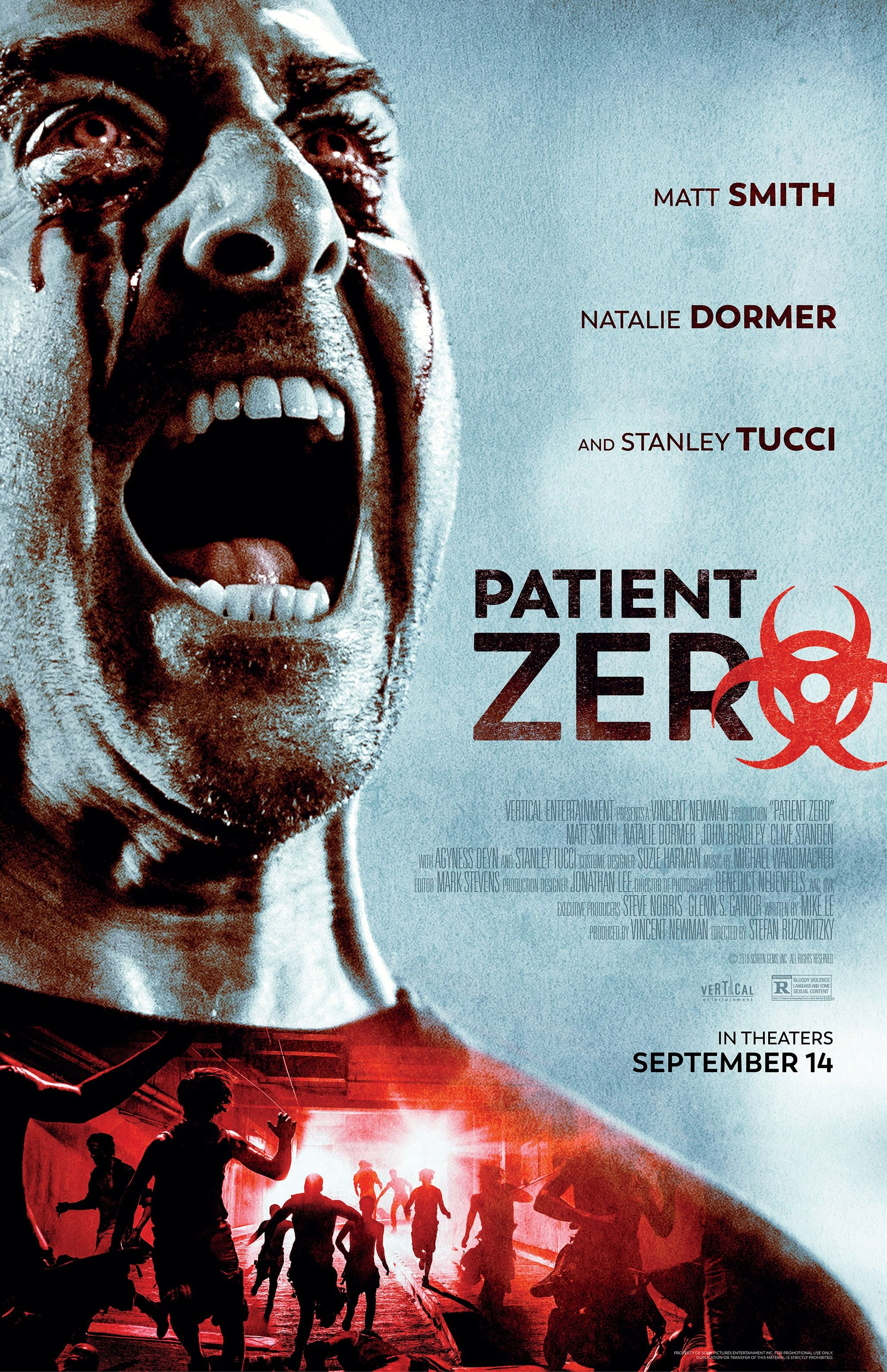 Resultado de imagen para Paciente cero
