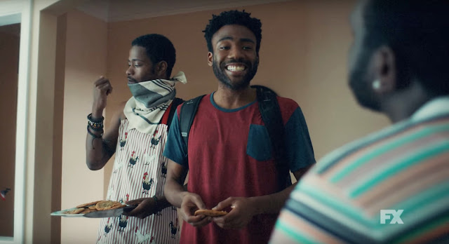 Donald Glover Brian Tyree Henry Keith Stanfield | Atlanta FX