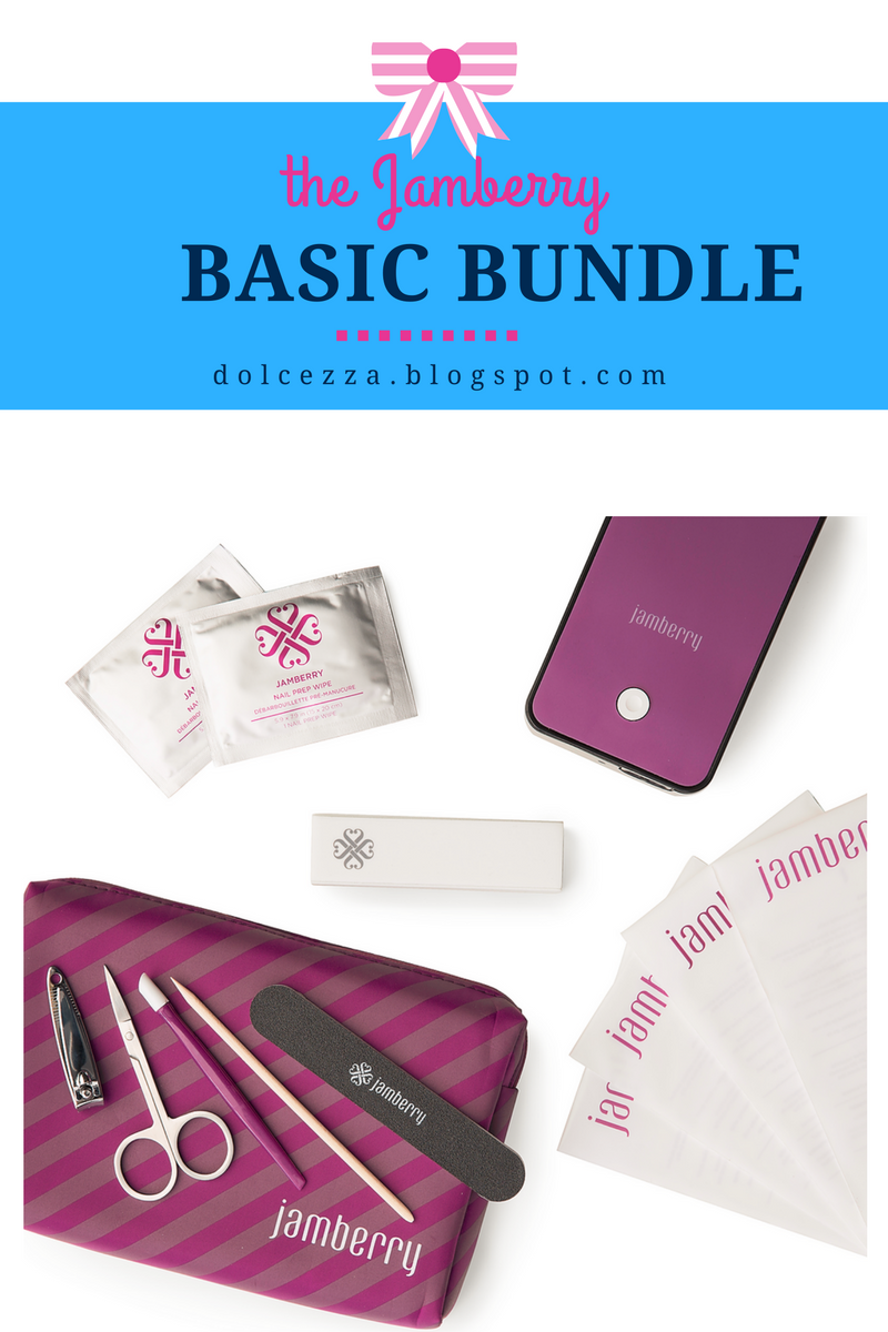 jamberry basic bundle