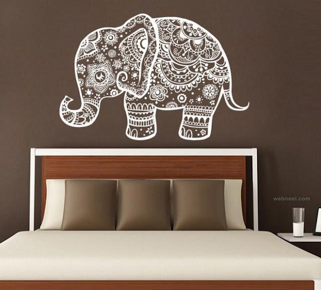 tranh tường 3d phòng ngủ giá rẻ bình dương