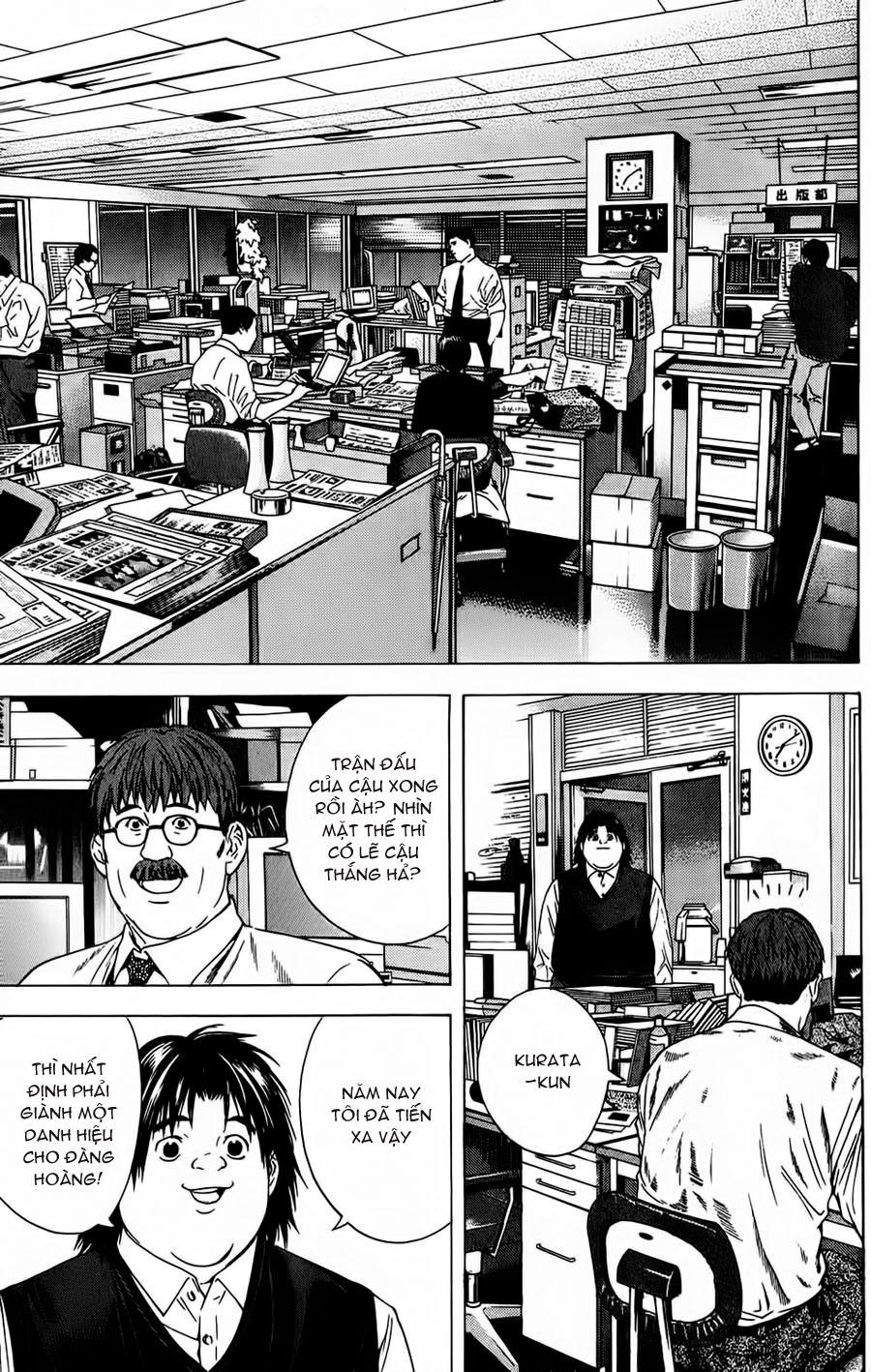 Hikaru No Go hikaru no go chap 119 trang 5