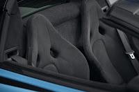 McLaren 570S Spider with Track Pack (2018) Interior