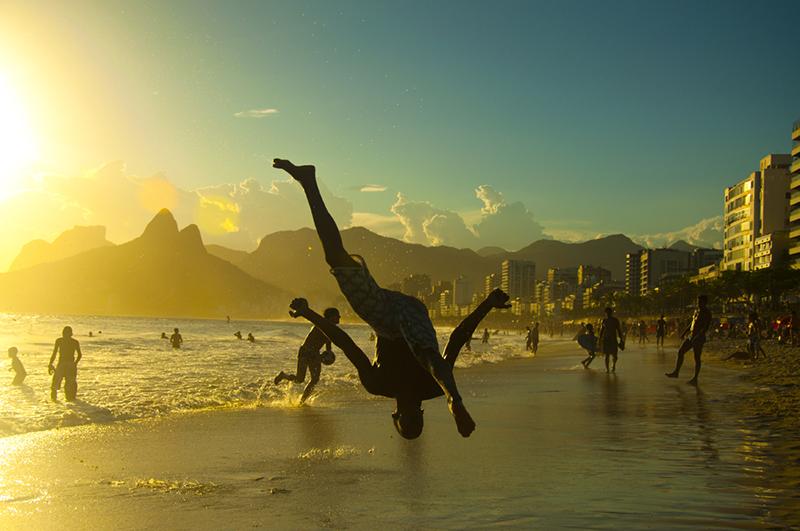 Capoeria Rio de Janeiro
