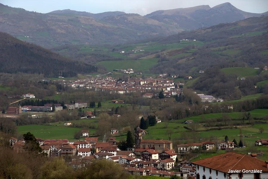 Valle del Baztán, Navarra, España