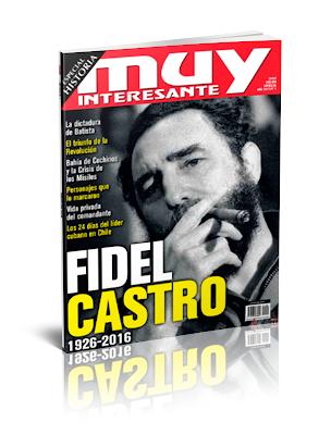 Muy Interesante Chile - Fidel Castro