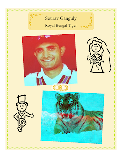Sourav Ganguly - Royal Bengal Tiger