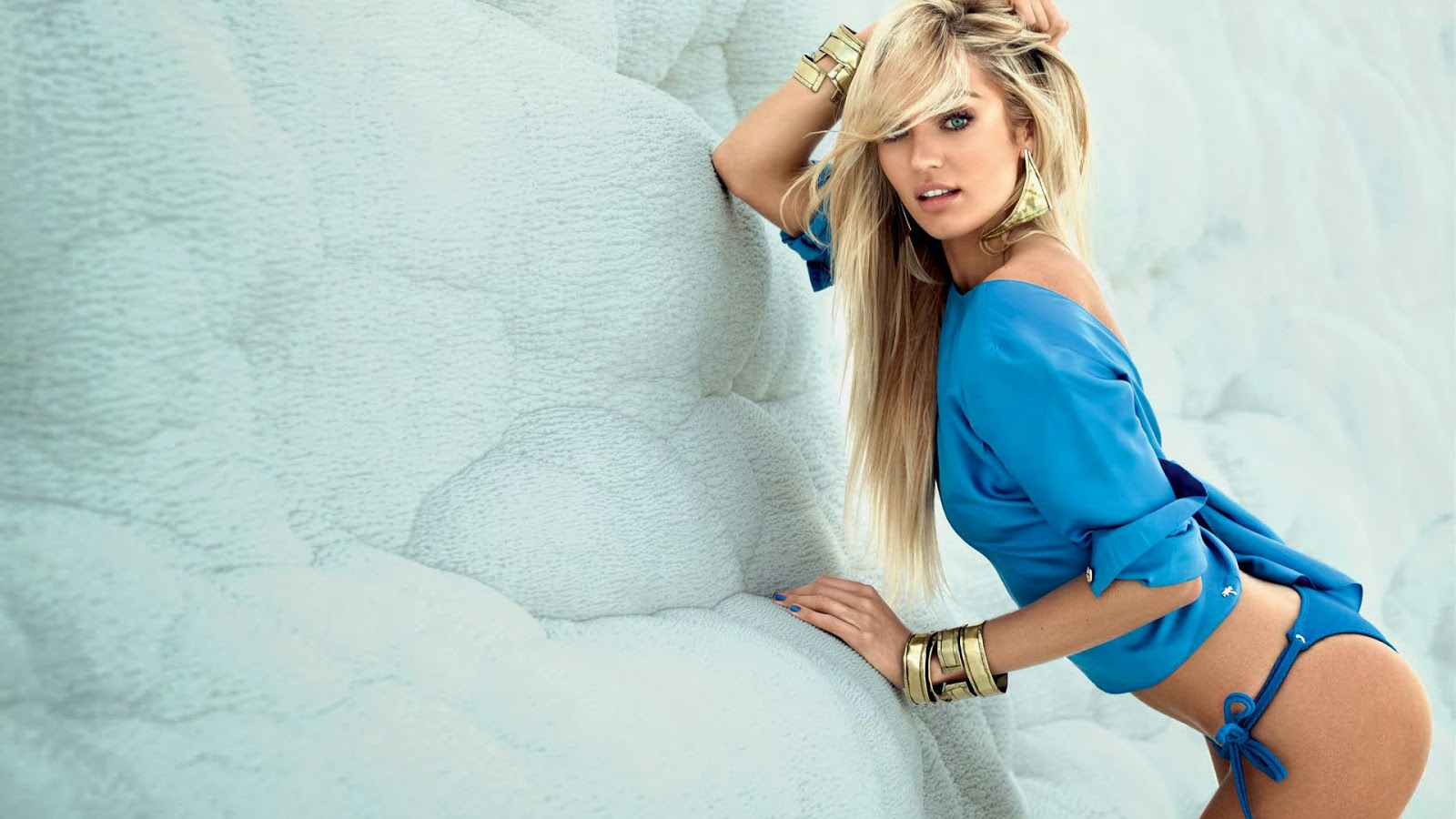 Prabhasmyhero Blog Prabhas Awesome Hd Stills Without: Candice Swanepoel Hot HD Wallpapers