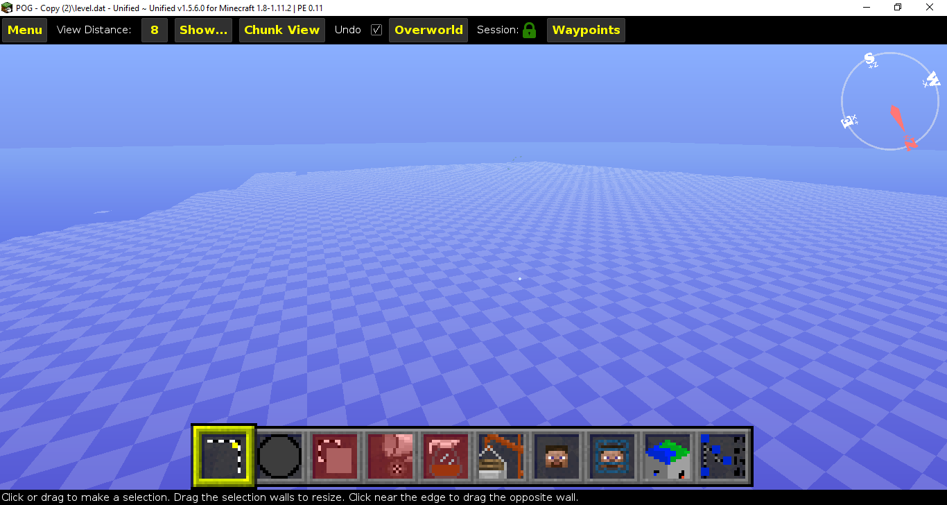 mcedit for minecraft 1.13