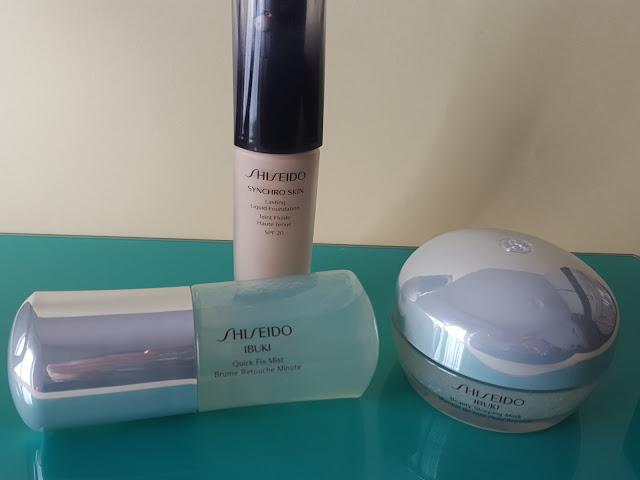 Novità Shiseido