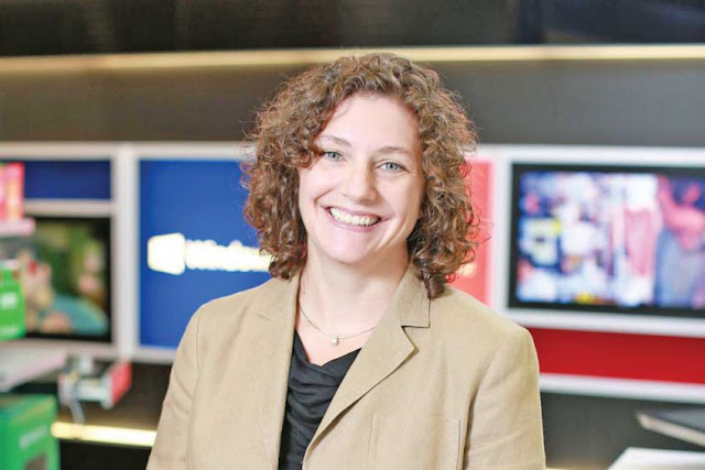 Michelle Simmons, the general manager for Southeast Asia New Markets at Microsoft Asia Pacific. Photo supplied