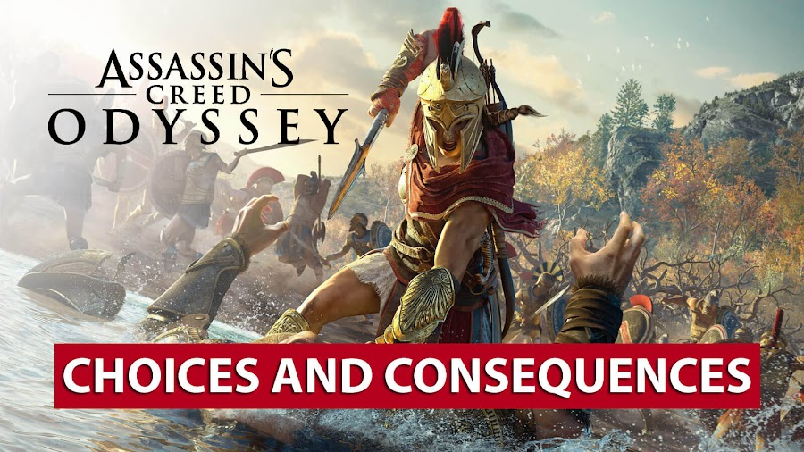 assassins creed odyssey player choices