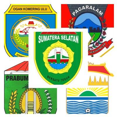 Kabupaten di Sumatera Selatan