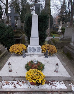 Odkrywam kolejne powiązane z moją rodziną nagrobki na Starym Cmentarzu
