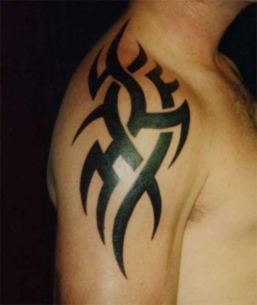 Tattoos Spot: Cross tattoos for men on forearm