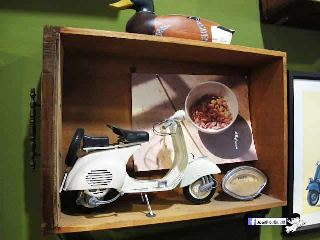 IMG 1079 - 【台中咖啡】隱藏在一般住家裡的老宅咖啡香 | 窩柢 咖啡公寓 | 手沖咖啡 | 手作甜點 | 教師新村 |