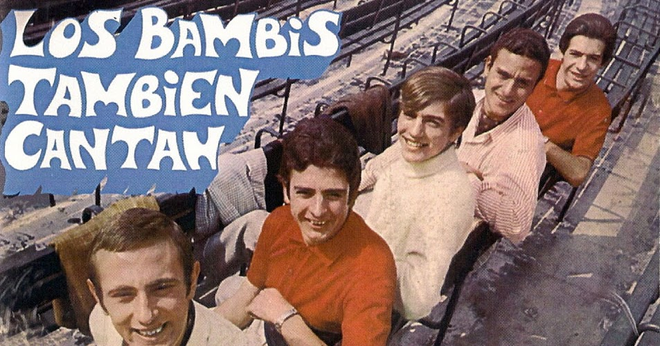 Resultado de imagen para sergio denis Los Bambis
