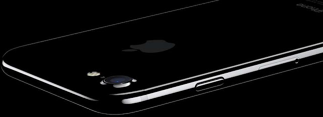 iphone 7 jet black dễ xước