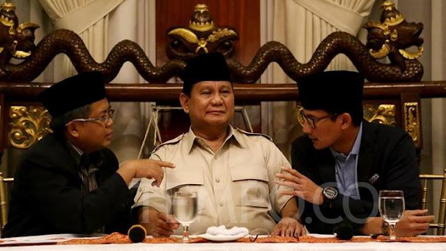 Jokowi Tunjuk Erick Ketua Tim Kampanye, Ini Respons Prabowo