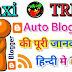 Auto Blogging Kya Hai - इसके फायदे और नुकसान