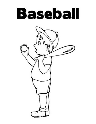mlb coloring pages 02 ford - photo#14