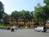 Hanoi Palais présidentiel