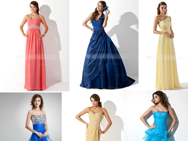 Dress Shopping Online For Prom