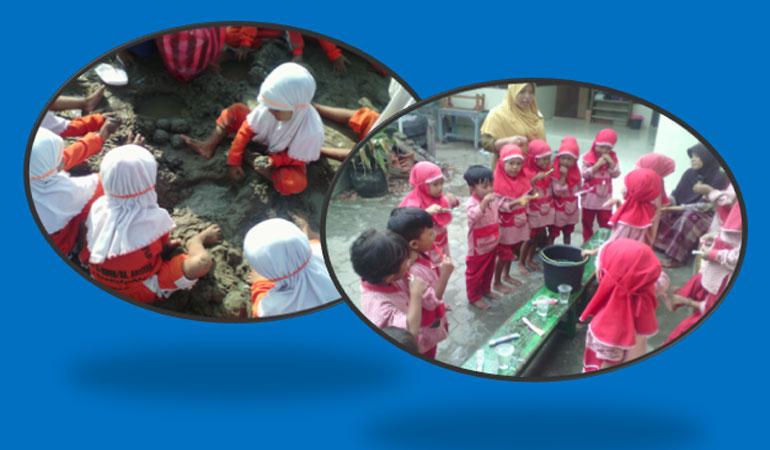 Pedoman Deteksi Dini Tumbuh Kembang Anak PAUD RA TK
